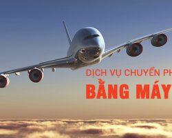 Dịch vụ chuyển phát đường hàng không (Máy bay)